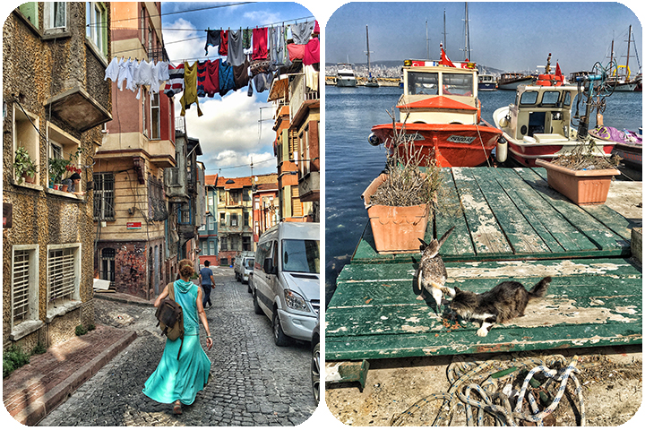Арт-путешествие в Стамбул