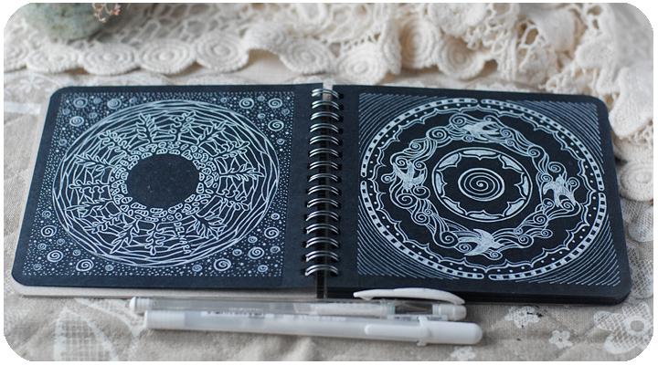 Небольшой черный (квадратный!) блокнот ...: artbook-mania.com/pro-bloknoty