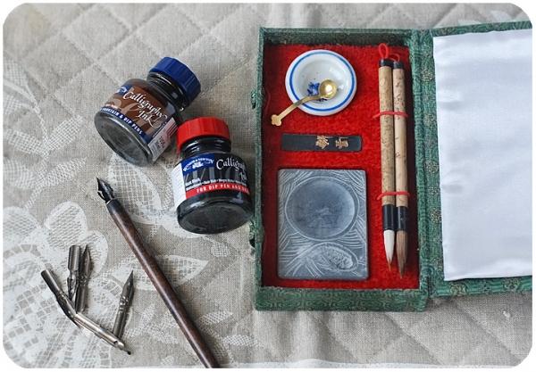 Обзор художественных материалов