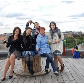 Отчет о мастер-классе в Санкт-Петербурге