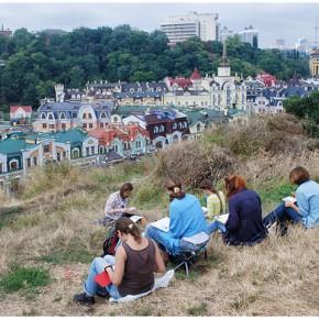 Отчет о мастер-классе в Киеве