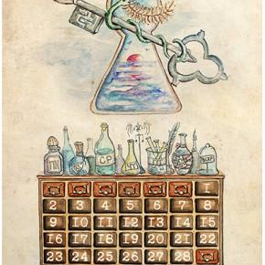 Алхимия творчества. Координаты: февраль