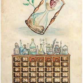 Артбук-мания. Алхимия творчества. Координаты: март