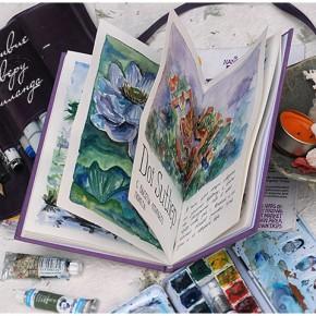 Тайбук: артбук о путешествии по северному Таиланду