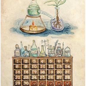 Артбук-мания. Алхимия творчества. Координаты: июнь