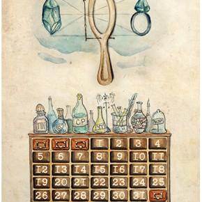 Артбук-мания. Алхимия творчества. Координаты: октябрь