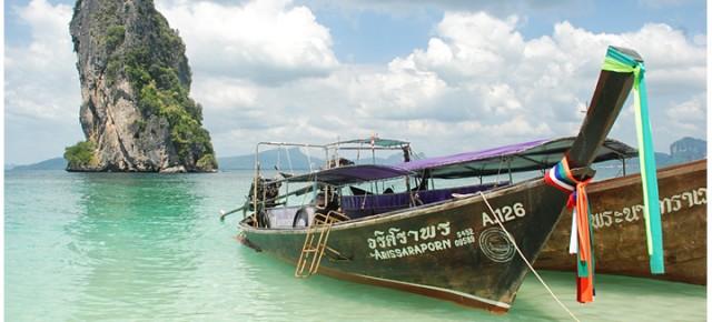 11 дней лета в декабре: арт-путешествие по Таиланду