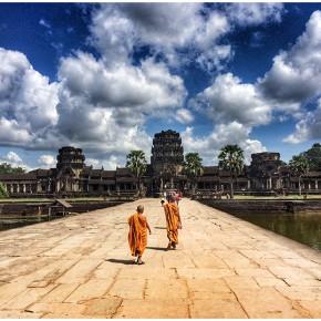 Арт-путешествие по ЮВА: джунгли, мангры, острова. Таиланд+Камбоджа: лучшее!