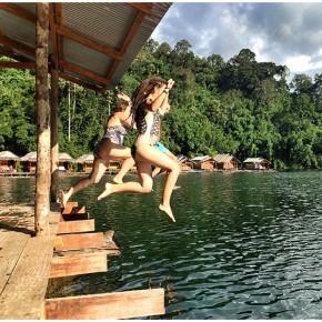 11 дней лета в ноябре: арт-путешествие по Таиланду