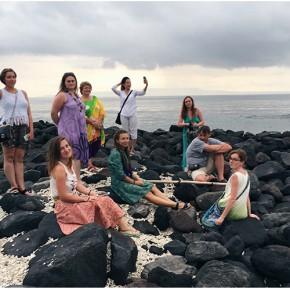 Артбукмания на Бали: как это было