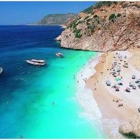 Акварельный интенсив в Турции: неделя на вилле у моря!