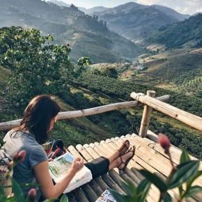 Арт-путешествие по Таиланду и создание артбука с нуля