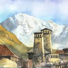 Майские в Грузии: арт-путешествие с Екатериной Сухоцкой