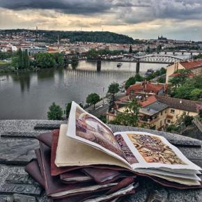 Арт-путешествие по Чехии с Ольгой Гусевой
