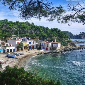Акварельный интенсив на вилле у моря в Испании