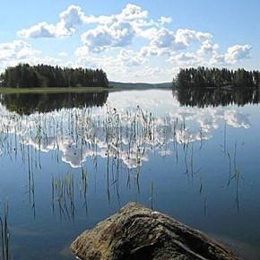 Акварельный интенсив и релакс в Финляндии