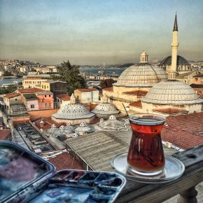 Арт-путешествие в Стамбул и Каппадокию на майские
