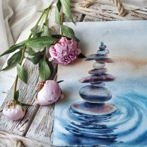 СПА для художников: акварельный интенсив в спа-комплексе в Карпатах