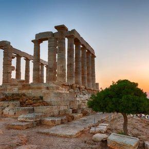 Акварельный интенсив в Афинах, Греция