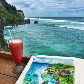 Новогоднее путешествие на Бали