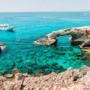 Акварельный интенсив на Кипре